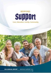 Respond Support 2016 Annual Report