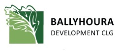 Ballyhoura Development CLG Logo