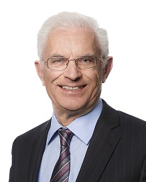 John O'Connor, Chairperson of Respond/Respond Support